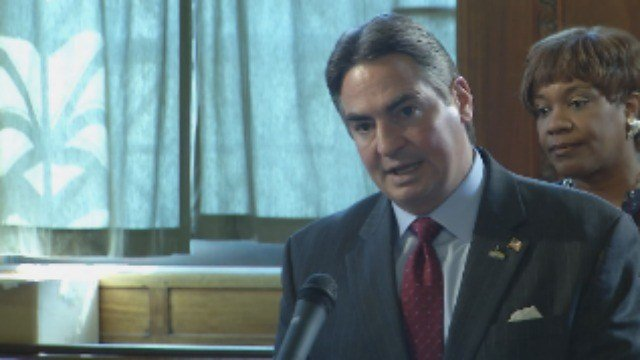 Springfield Mayor Domenic Sarno (Western Mass News file photo)