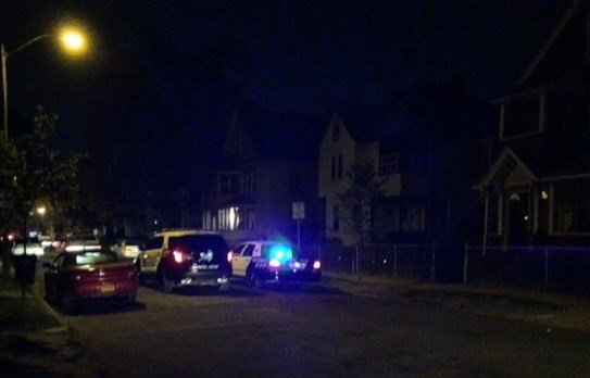 Springfield police investigated a shooting on Wilbraham Avenue Friday night.