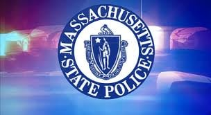 State police arrested a Holland man who allegedly harassed a group of horseback riders and hit one horse with his truck.