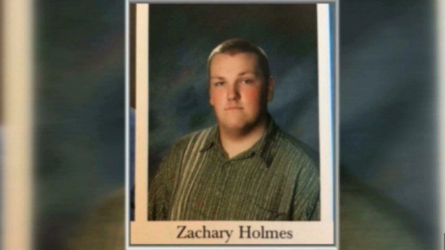 Zachary Holmes (Submitted photo)