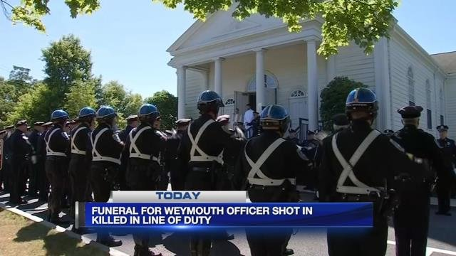 Police departments showing support for fallen Sgt. Michael Chesna